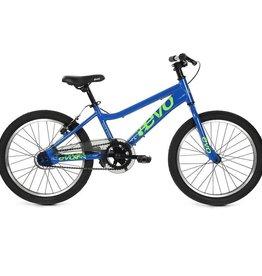 Evo EVO, Rock Ridge 20 1-Speed CB Kid's Bicycle, Big Blue/Neo Green