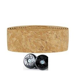 Evo Evo Classic handlebar tape - bar tape Natural cork