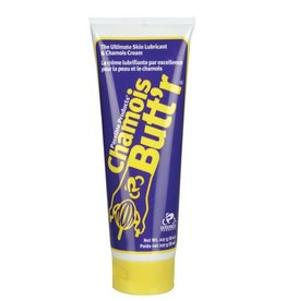 CHAMOIS BUTTER Butt'r 8 OZ TUBE LUBE FOR BIKE SHORTS