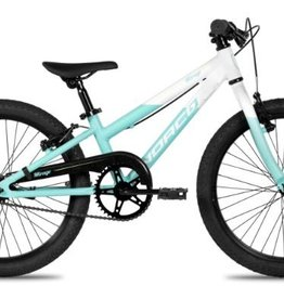 "Norco NORCO MIRAGE 20"" GIRLS SEAFOAM/WHT/YEL"