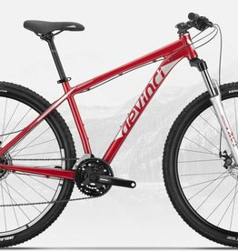 Devinci DEVINCI JACK S MEDIUM RED/SILVER 2017