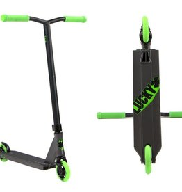 Lucky LUCKY CREW PRO SCOOTER GRAPHITE/Green 2017 COMPLETE
