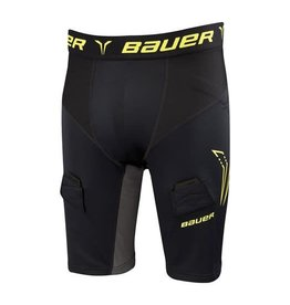 Bauer BAUER PREMIUM COMPRESSION JOCK SHORT SENIOR