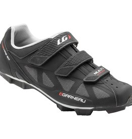 Louis Garneau Louis Garneau MULTI AIR FLEX CYCLING SHOES BLACK 40 / US 7