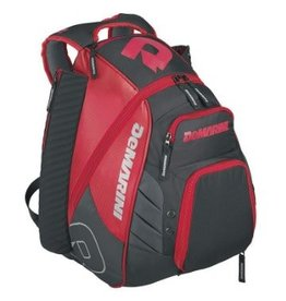 DeMarini DEMARINI VOODOO REBIRTH BACKPACK - SCARLET