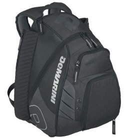 DeMarini DEMARINI VOODOO REBIRTH BACKPACK - BLACK