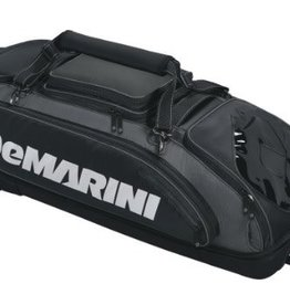 DeMarini DEMARINI SPECIAL OPS ROLLER BAG - BLACK