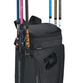 DeMarini DEMARINI SPECIAL OPS BACKPACK - BLACK