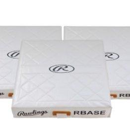 Rawlings Rawlings Baseball Base Set RBASE - 3 PK