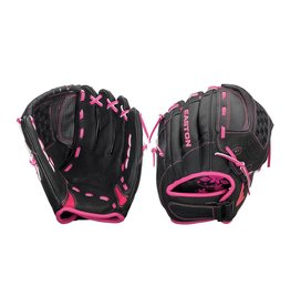 Easton EASTON Z-FLEX FASTPITCH GLOVE ZFXFP1200 BKPK 12 IN LHT
