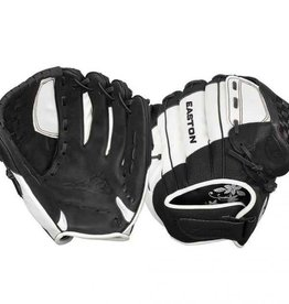 Easton EASTON Z-FLEX FASTPITCH GLOVE ZFXFP1100 BKWH 11 IN RHT