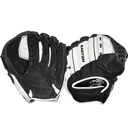 Easton EASTON Z-FLEX FASTPITCH GLOVE ZFXFP1150 BKWH 11.5 IN LHT