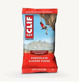 Clif Clif, Energy bar, Chocolate almond fudge, each