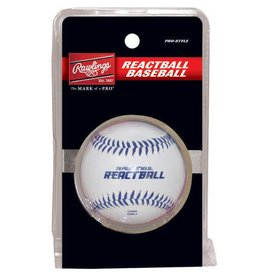 Rawlings RAWLINGS REACT BASEBALL REACTION BASEBALL