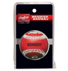 Rawlings RAWLINGS WEIGHTED BASEBALL 9OZ