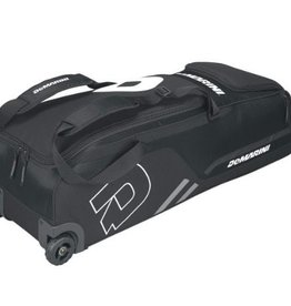 DeMarini DEMARINI MOMENTUM WHEELED BAG - BLACK