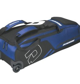 DeMarini DEMARINI MOMENTUM WHEELED BAG - NAVY