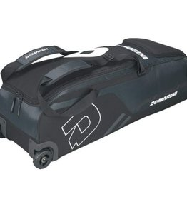 DeMarini DEMARINI MOMENTUM WHEELED BAG - CHARCOAL