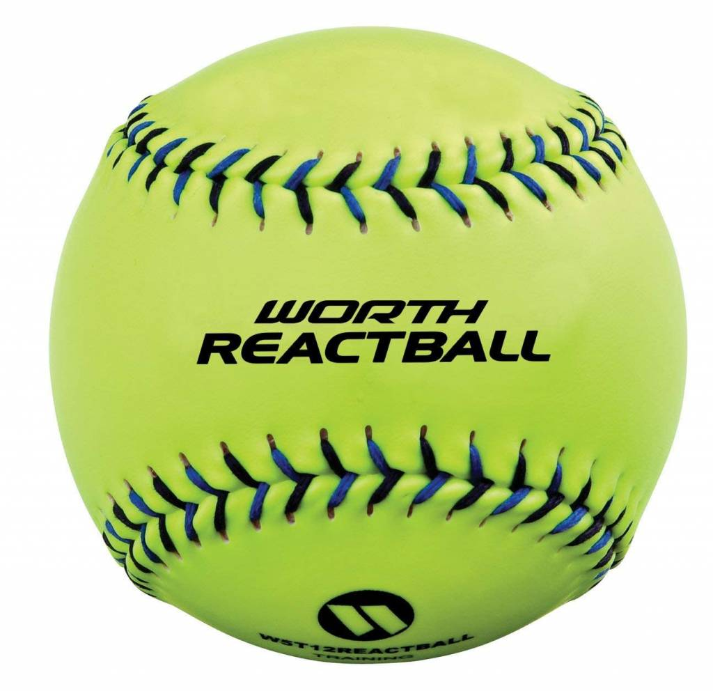 Worth Worth REACT SOFTBALL REACTION SOFTBALL