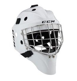 CCM Hockey CCM 1.5 GOALIE MASK YOUTH WHITE
