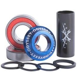 Odyssey Odyssey Mid BB - bottom bracket 19mm - Blue