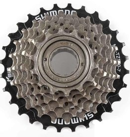 Shimano SHIMANO freewheel 7 spd. SPIN ON MF-TZ500 - 14/28t