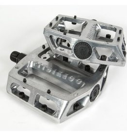 Fit FIT MAC Alloy PEDALS - Silver