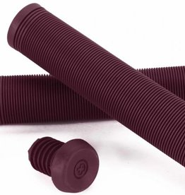 Salt SALT PLUS XL GRIPS DARK RED GUM FLANGELESS