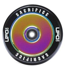 Sacrifice SACRIFICE UFO SCOOTER WHEEL 110MM - Ea.