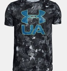 Under Armour UNDER ARMOUR PRINTED CROSSFADE TEE YOUTH 1331685