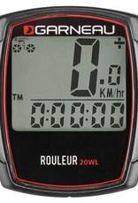GARNEAU Louis Garneau ROULEUR 20WL CYCLOMETER NOIR BLACK O/S