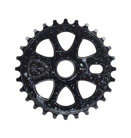 Subrosa Subrosa sprocket - Petal - 25t - Cosmic Black