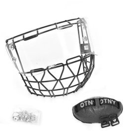 Nami Nami Ringette Cage Combo Lexan Mask Junior