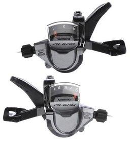 Shimano Shimano Shifter Set - Alivio SL-M4000 9 Speed