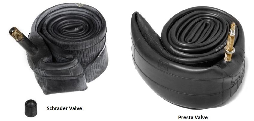 tube valves
