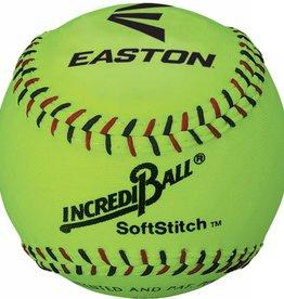 "Easton EASTON 12"" NEON SOFTSTITCH INCREDIBALL"