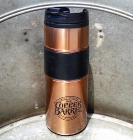K&R New York Pristine Tumbler - CBD Stacked [Copper]