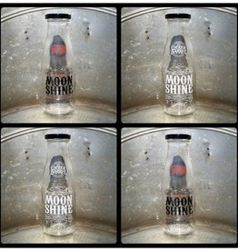 Sinma Empty Moonshine Bottles