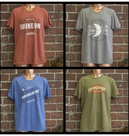 Ouray Men's Tri-Blend T-Shirt (SS)