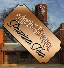 Copper Barrel Distillery CBD Premium Tour