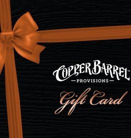Copper Barrel Provisions Gift Card