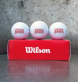 Wilson Golf Ball (3-Pack)