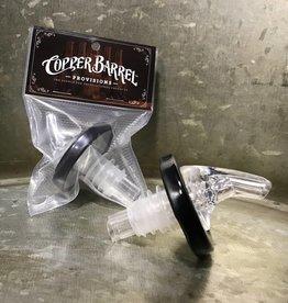 Copper Barrel Provisions Moonshine Pour Spout