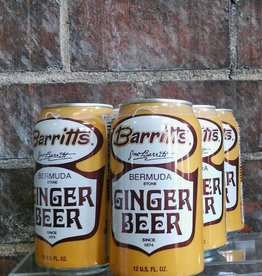 Barritt's Bermuda Stone Ginger Beer {Non-alcoholic}