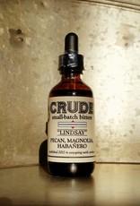 Crude Bitters & Sodas Crude Bitters Lindsay 2oz