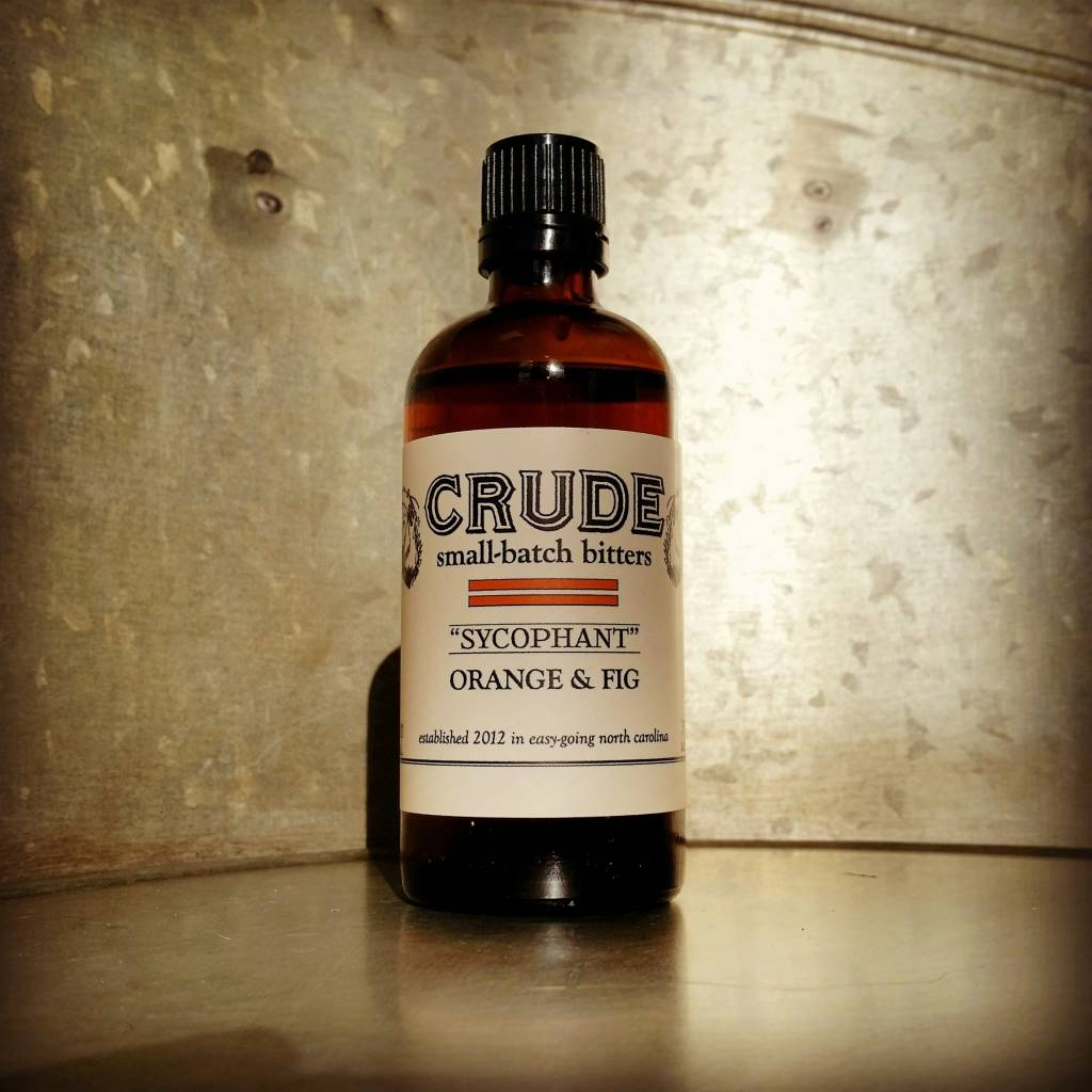 Crude Bitters & Sodas Crude Bitters Sycophant 100ml