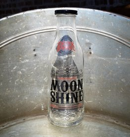 Sinma Empty Moonshine Bottles [2-Color] (750 ml)
