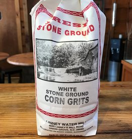 Linney's Water Mill Linney Water Mill (White Corn Grits) [2 lb]