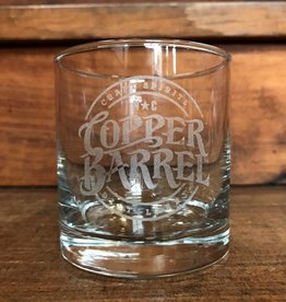 Libbey, Inc. Laser-Etched Glass [Lexington] (10.25 oz)