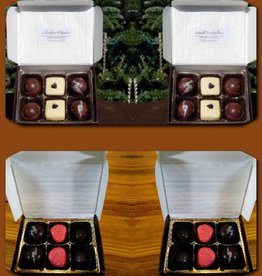 Copper Barrel Distillery Moonshine Truffles
